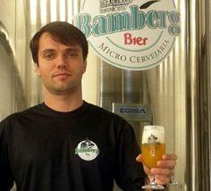 [caption id=attachment_2581 align=alignleft width=275 caption=Alexandre Bazzo, da Cervejaria Bamberg][/caption] Para um uma boa cervejaria artesanal,