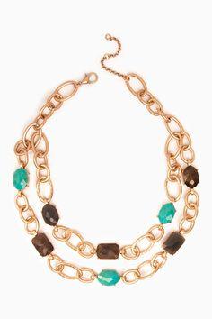 Eleazar Necklace / ShopSosie #shopsosie #sosie