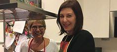 Καλογεροπούλου - Τριανταφύλλου μαγειρεύουν... διαδικτυακά