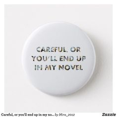 Put a pin in it with a button at Zazzle! Button pins that really stand out with thousands of designs to pick from. Create easy make buttons & pins today! Political Opinion, Cool Pins, Custom Buttons, Text You, Novels, Faces, How To Make, The Face, Face