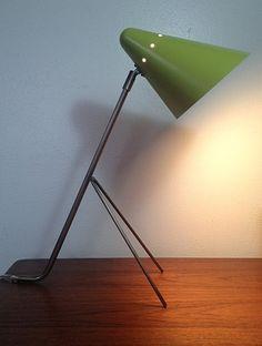 mid century modern desk lamps - Google Search