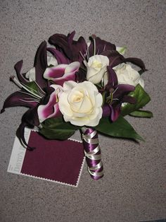 Image detail for -Wedding Flowers, Baby Showers & More: Sangria Bridal Bouquets