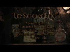 "Ghost Illusion Automaton by Thomas Kuntz ""Une Saison En Enfer"""