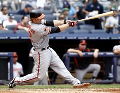 Mark Reynolds of the Baltimore Orioles