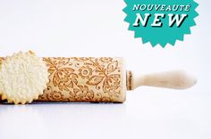 Hey, I found this really awesome Etsy listing at https://www.etsy.com/listing/204803728/folk-embossing-rolling-pin-laser