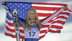 "To Be Strong, Fearless, Gifted And Glamorous (senryu/haiku) ""Farewell Lindsey Vonn - you were the Queen of the Alps - both Afton and French"" Lindsey Vonn, greatest women's skier of all time, to retire after coming world championships"