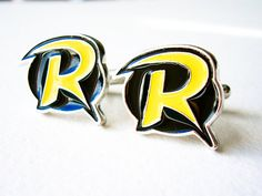 Robin Cuff links  stainless steel by LondonDesign on Etsy, £14.60
