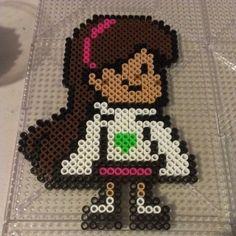 Mabel Pines Gravity Falls perler beads by alexh1214