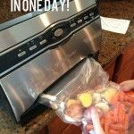 15 Crock Pot Meals in One Day – Frugal Meal Planning for Busy People  - The Homestead Survival
