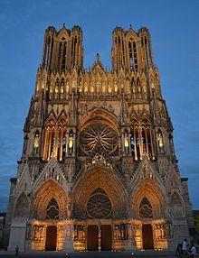 Reims, ville des Rois
