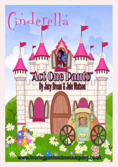 Act One Productions Touring Pantomime Cinderella