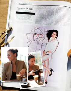 garance dore, french vogue photographer