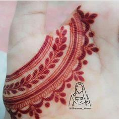 Modern Henna Designs, Rose Mehndi Designs, Henna Tattoo Designs Simple, Finger Henna Designs, Mehndi Designs For Girls, Mehndi Designs For Beginners, Mehndi Design Photos, Wedding Mehndi Designs, Beautiful Henna Designs