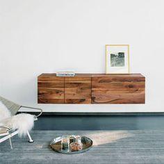 Een dosis inspiratie voor jouw dressoir op maat! Wil jij een zwevend dressoir geheel van hout? Ga naar http://100procentkast.nl/ en vertel ons jouw wensen!