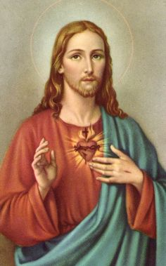 Our Lord Jesus Christ...just because I'm more Wiccan does not mean I do not love Jesus or God. I adore them totally.