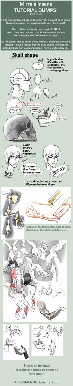 TUTORIAL DUMP 01 by =FOERVRAENGD on deviantART