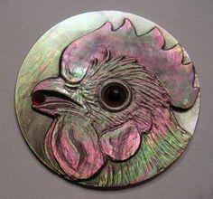 poulet bouton