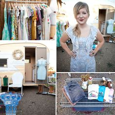 big brain finalist ashley eaton with her mobile vintage store merry may shoppe
