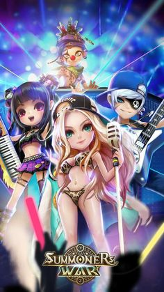 102 Best Summoners War images in 2018   Videogames, Game