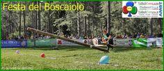Castello Molina, boscaioli in festa e in gara