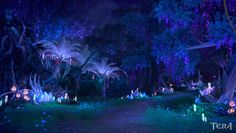 Avatar forest - more inspiration