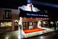 7. The Historic Tivoli Theater (Spencer)