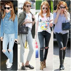 EMMA ROBERTS RECENT SIGHTINGS IN #Denim  #blonde #jeans #fashionista #wow #fashionblogger #blogger #black #spring #summer #dress #queen #legsfordays #casual #fashion #blogger #croptop #omg #love #monochrome #heels #angel #vs #victoriassecret #model #supermodel #beauty #makeup by fashion_style_celebrity