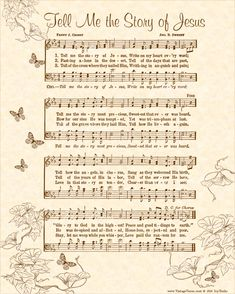 Hymns T - VintageVerses Old Sheet Music, Vintage Sheet Music, Music Sheets, Great Song Lyrics, Hymn Art, Old Rugged Cross, Jesus Stories, Christian Songs, Praise The Lords