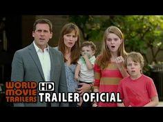 Alexandre e o Dia Terrível, Horrível, Espantoso e Horroroso Trailer Ofic...