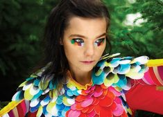 bjork makeup - Google Search
