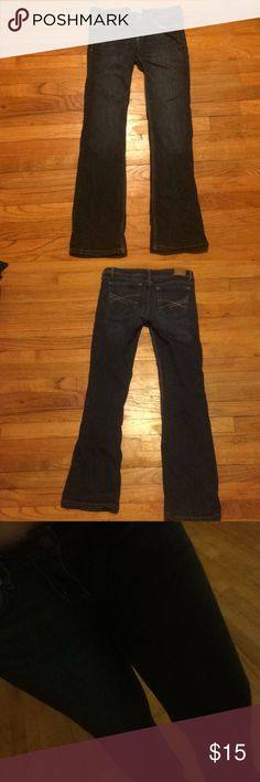 Chelsea Bootcut Aeropostale Jeans 5/6 Chelsea Bootcut Aeropostale Jeans! Size 5/6. I only wear skinny jeans so I don't need these! Rarely ever worn. Aeropostale Jeans Boot Cut