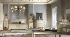 Classic Bedroom various colors and finishes http://www.btcinternational.it/