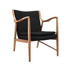 The innovative design shows the high quality craftsmanship that can easily be seen in the frame. The solid structure is the result of clean lines and sculptural curves. visit http://www.stin.com/chairs.html #Chair #Chairs #No45Chair