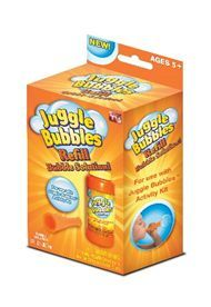 Get the Family Moving with Juggle Bubbles | A Juggle Bubbles review from BB Product Review.
