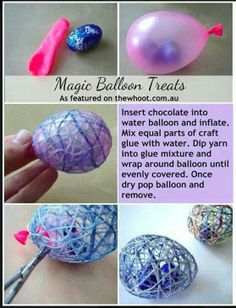 Great idea for easter