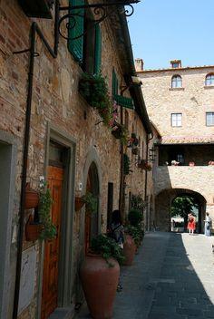 San Donato, Chianti, Tuscany, Italy