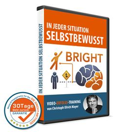 Selbstbewusstsein trainieren - mit dem Online-Video-Training! Videos, Psychology, Circle Of Friends