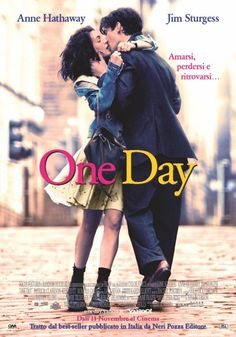 2011 - One Day    -One of the best books turned to film I watched. I cried of course.