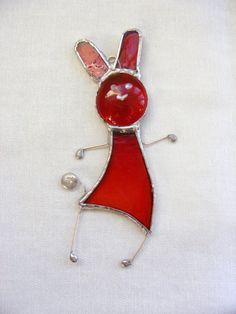 Hey, I found this really awesome Etsy listing at https://www.etsy.com/uk/listing/509977527/stained-glass-bunny-rabbit-window-or