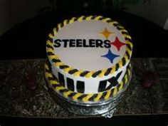 Image Search Results for steelers cake