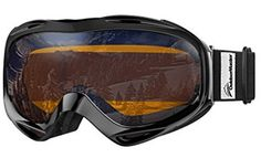 OutdoorMaster OTG Ski Goggles - Over Glasses Ski/Snowboard Goggles for Men, Women & Youth - UV Protection Best Ski Goggles, Snowboard Goggles, Ski And Snowboard, Best Skis, Oakley Sunglasses, Skiing, Mattresses, Coloring Books, Youth
