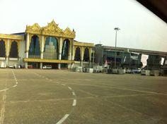 Yangon International Airport (RGN) in Mingaladon, Yangon Region