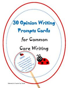opinion/ persuasive writing prompt cards- makes cute writing prompt sticks ! Cute Writing, Persuasive Writing Prompts, Sentence Writing, Informational Writing, Essay Writing, Writing Ideas, Informative Writing, Persuasive Text, Nonfiction
