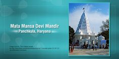 Mata Mansa Devi Temple in Haryana is dedicated to Mansa Devi, an incarnation of Goddess Shakti. One of the most prominent Shakti shrines in North India, the temple attracts millions of devotees during the two Navratra Melas – one in Ashvin month, also known as Winter Navratra, and the other in Chaitra month, also known as Spring Navratra. #TempleTrivia