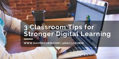 More and more classrooms are gaining access to digital technology. And that's a good thing. In a world that is increasingly reliant o...
