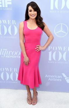 Lea Michele: The Hollywood Reporter's 2015 Women in Entertainment Breakfast