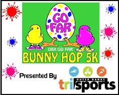 Easter is a time of celebration; what better way to GO FAR than coloring ourselves to sparkle!! Go Far Bunny Hop 5k and Jelly Bean Fun Run Easter Event OBX  http://outerbanksneighborhood.com/bunny-hop-5k-and-jelly-bean-fun-run-obx/