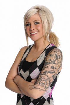 half sleeve tattoos ideas Odd Girl Sleeve Tattoos
