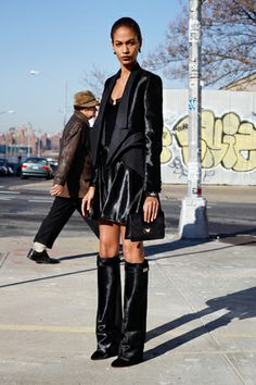 Joan Smalls Photos Pre-Fall 2012 Givenchy - Runway on Style.com