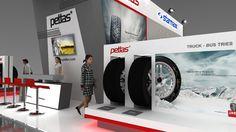 Tyre Companies, Tyre Shop, Showroom Design, Tired, Web Design, Display, Exhibitions, Apollo, Footprint